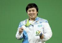Женское лицо казахстанского спорта